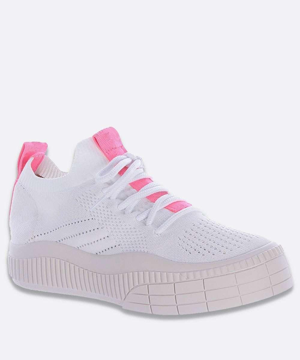 Tênis Feminino Chunky Sneaker Bicolor Zatz
