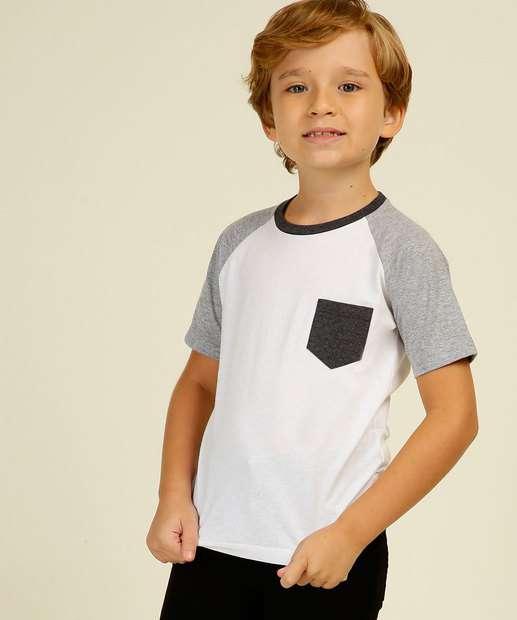 Image_Camiseta Infantil Manga Curta Bolso MR Tam 4 a 10