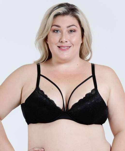 Image_Sutiã Feminino Plus Size Tiras Renda Marisa
