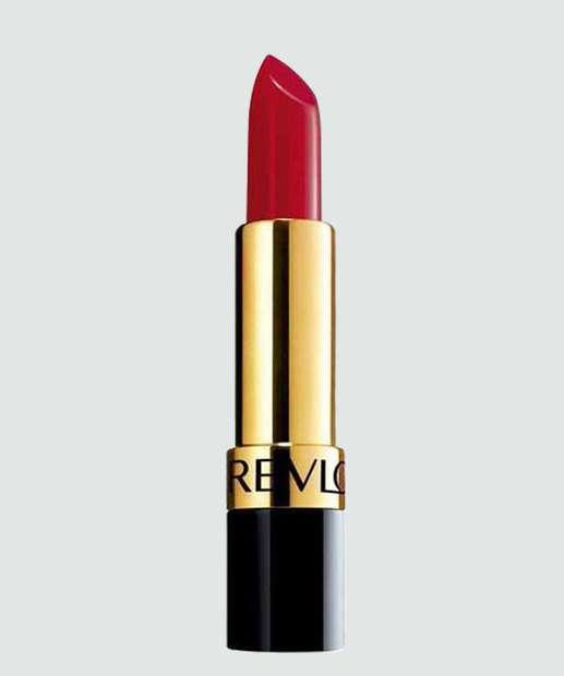 Image_Batom Super Lustrous Lipstick Revlon - Certainly Red