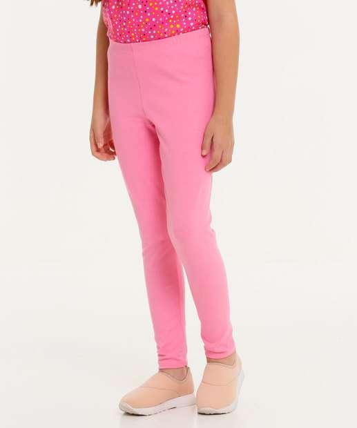 Image_Calça Infantil Legging Brilho Marisa Tam 4 a 10