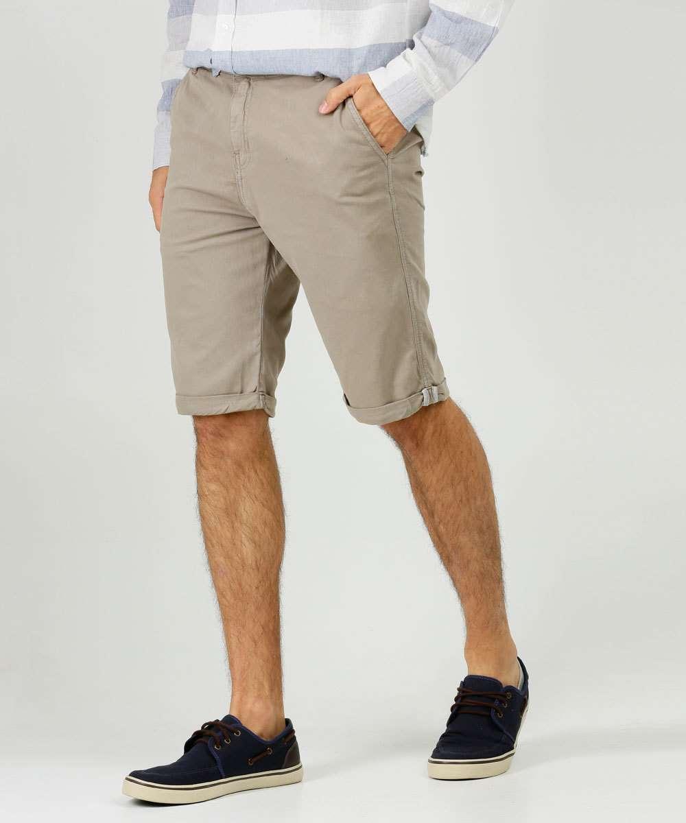 Bermuda Masculina Sarja Zune Jeans