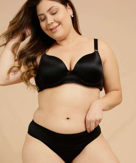 Image_Sutiã Plus Size Feminino Canelado Com Base Marisa