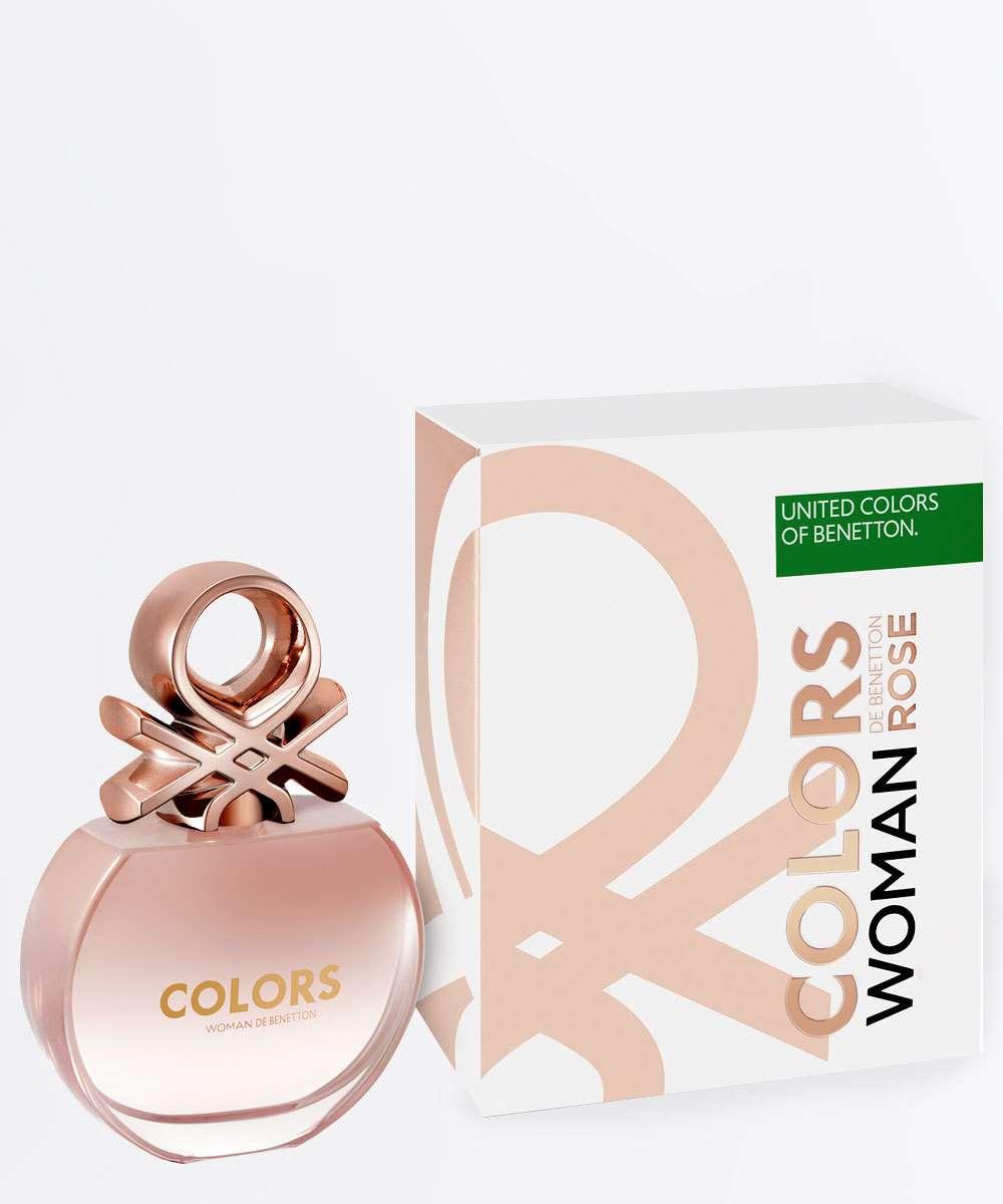 Perfume Feminino Colors Her Rose Benetton Eau de Toilette - 50ml