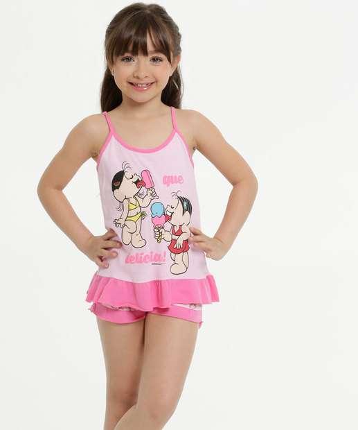 Image_Pijama Infantil Estampa Turma da Mônica