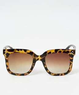 Óculos de Sol Feminino Quadrado Tachas Marisa