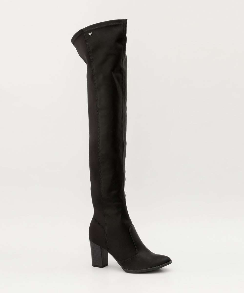 Bota Feminina Over The Knee Salto Mississipi