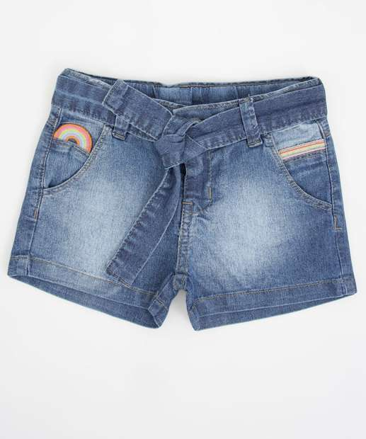 Image_Short Infantil Jeans Clochard