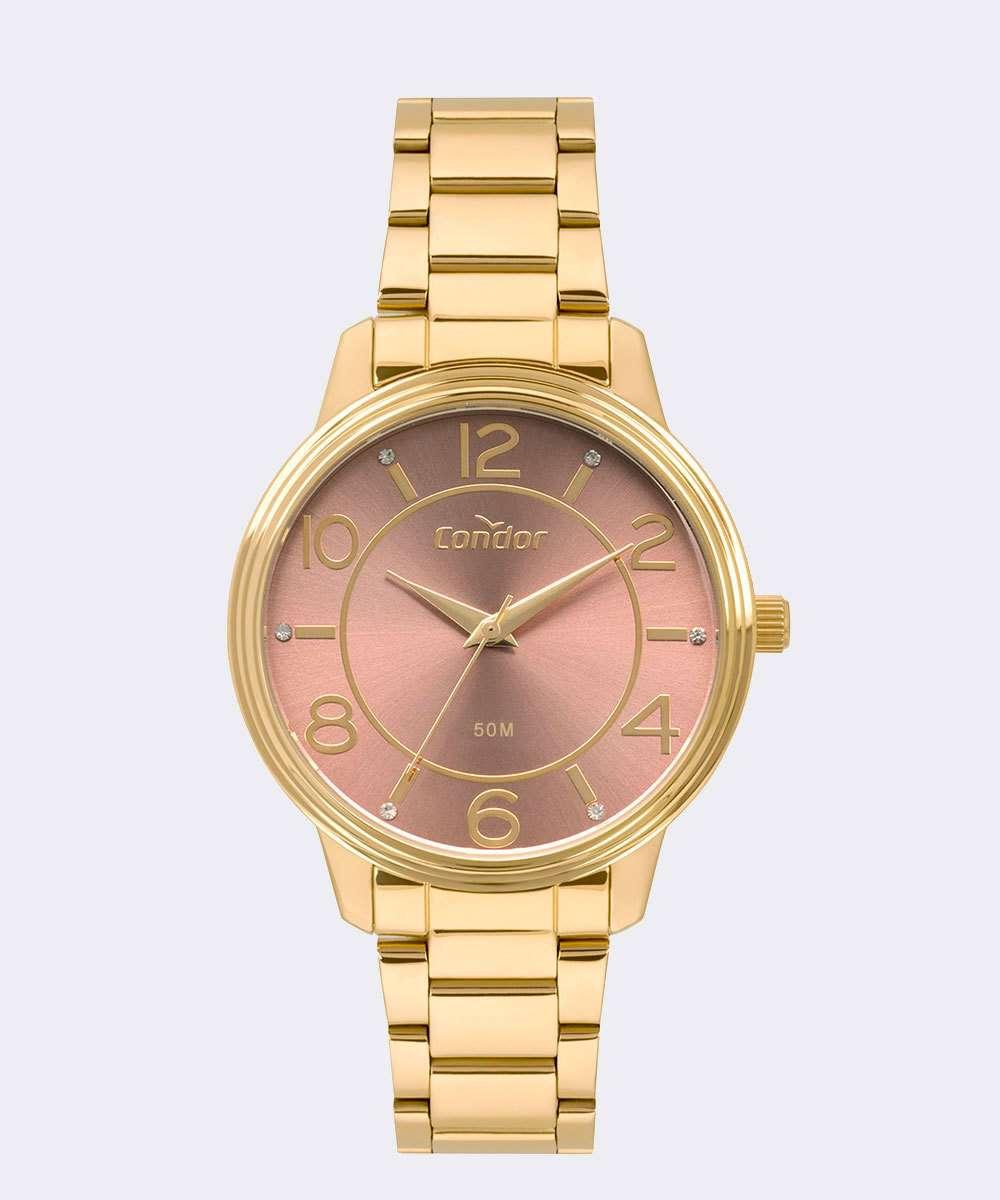 Relógio Feminino Condor CO2035KRH4M