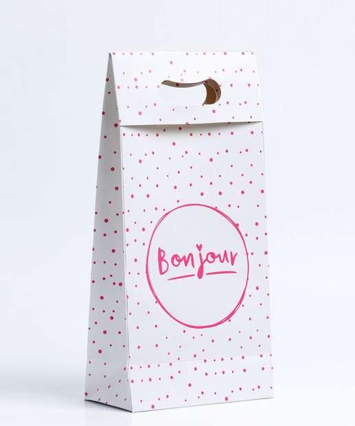 Image_Embalagem Presente Sacola Pequena Bolinhas Marisa