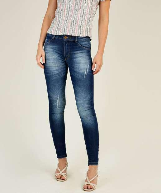 Image_Calça Jeans Puidos Skinny Feminina Biotipo