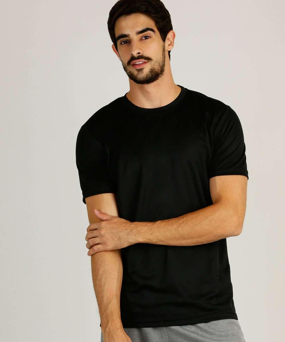 Camiseta Masculina Básico Manga Curta MR