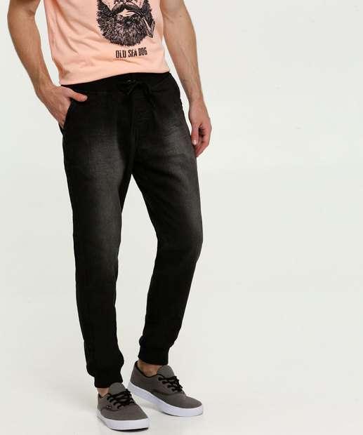 Image_Calça Masculina Jeans Jogger Razon