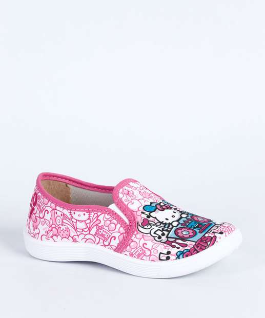Image_Tênis Infantil Slip On Hello Kitty 172531750