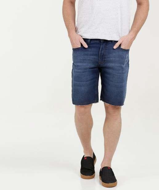 Image_Bermuda Masculina Jeans Puídos Mr