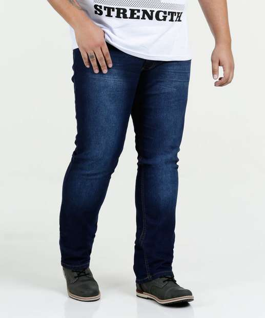 Image_Calça Masculina Jeans Slim Plus Size Biotipo