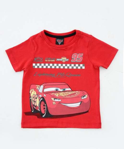 Image_Camiseta Infantil Estampa Os Carros Disney