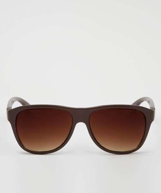 61ac2e6bf34a9 Óculos de Sol Feminino Redondo Marisa