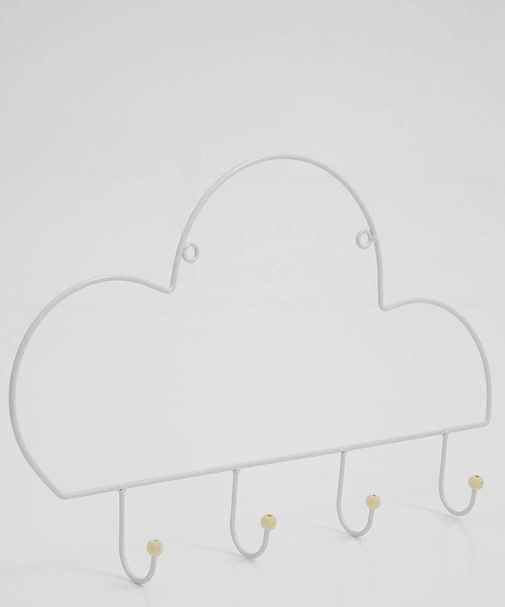 Gancho Porta Objetos Nuvem Marisa