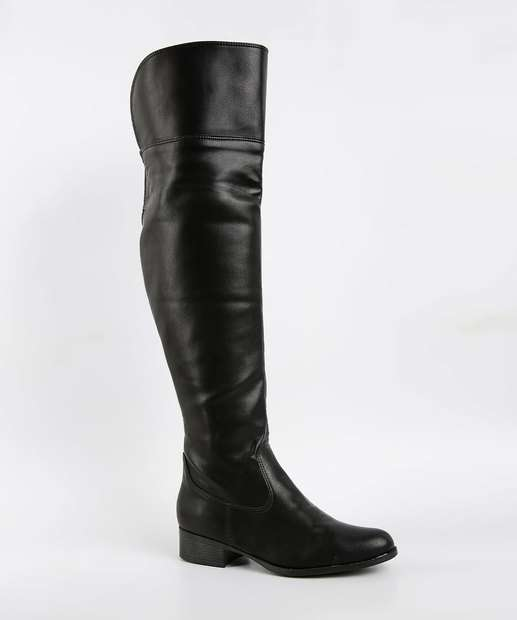 Image_Bota Feminina Over The Knee Cano Alto Via Uno