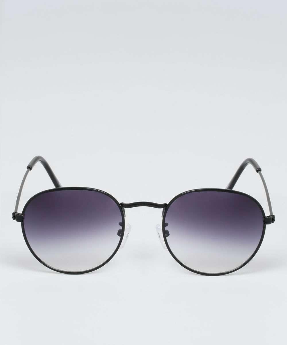 6d90556b043a0 Óculos de Sol Feminino Redondo Marisa