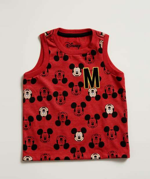 Image_Regata Infantil Estampa Mickey Disney