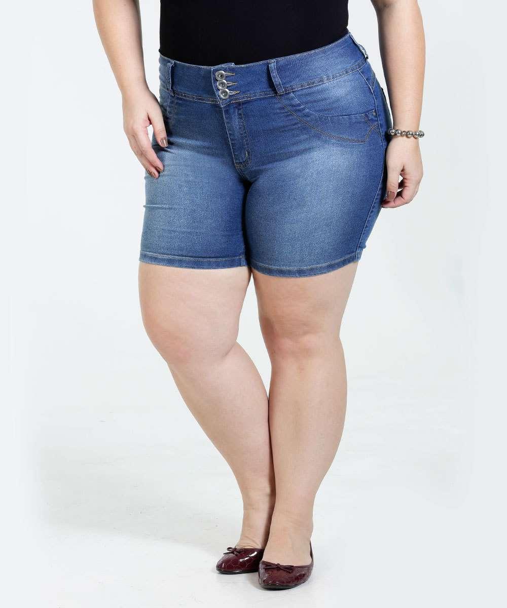 Image_Bermuda Feminino Jeans Plus Size Marisa