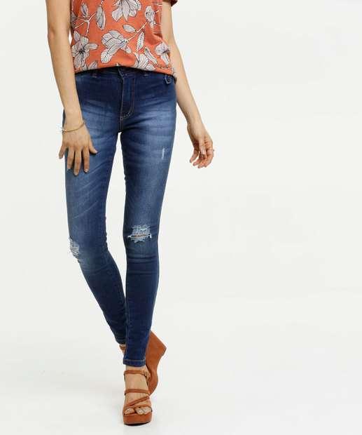 Image_Calça Jeans Skinny Feminina Biotipo