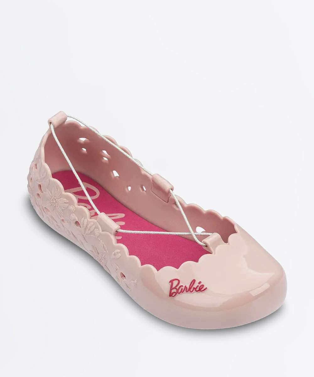 3ea8707016 Sapatilha Infantil Barbie Trends Grendene Kids 21762