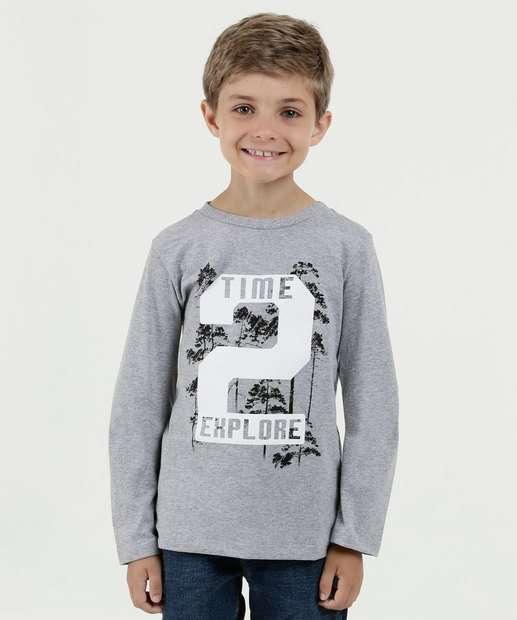 Image_Camiseta Infantil Estampa Frontal Manga Longa MR