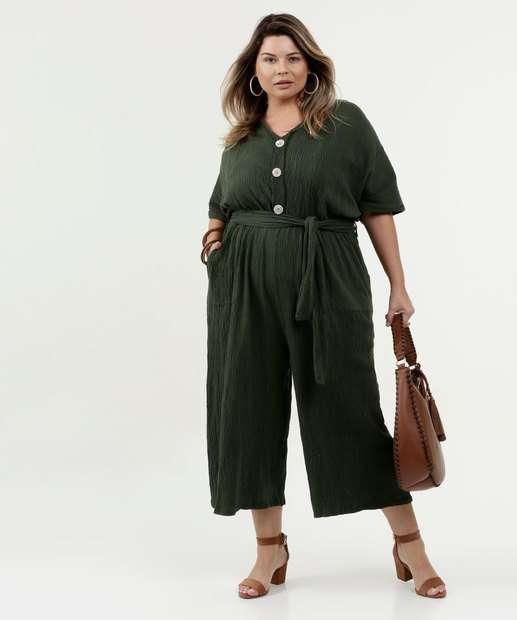 Image_Macacão Feminino Pantacourt Plus Size Marisa