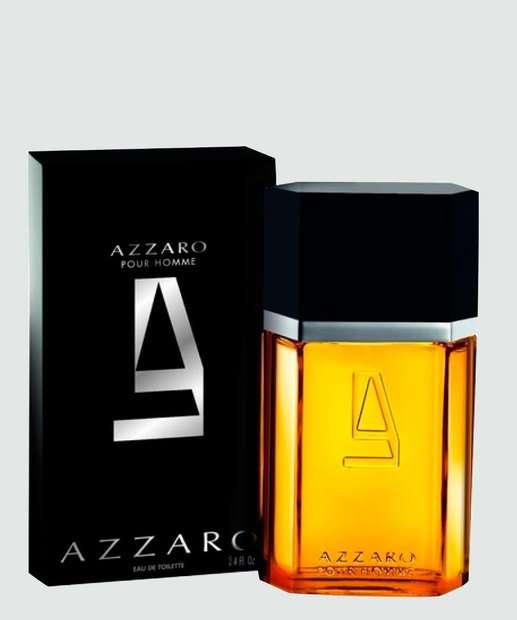 Image_Perfume Masculino Pour Homme Azzaro - Eau de Toilette 100ml