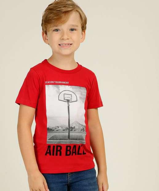 Image_Camiseta Infantil Manga Curta Estampada MR Tam 6 a 10