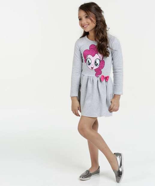 Image_Vestido Infantil Moletinho My Little Pony Hasbro