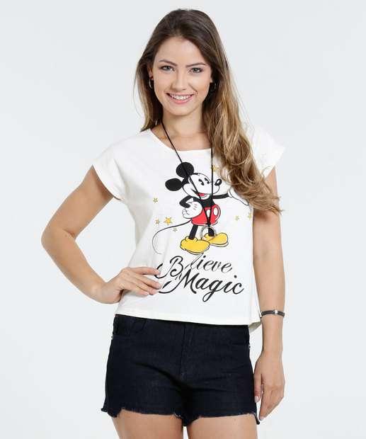 Image_Blusa feminina estampa Mickey Magic Disney