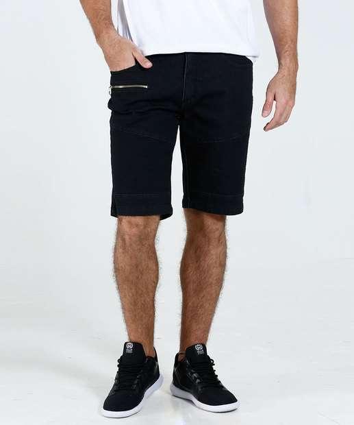 Image_Bermuda Masculina Jeans Recorte Slim Marisa