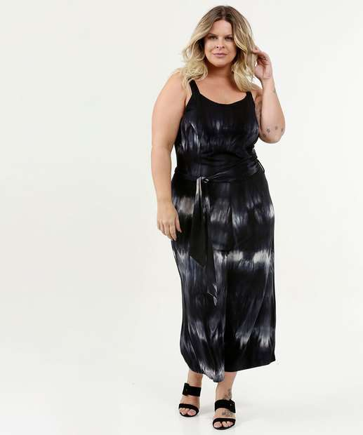 Image_Macacão Feminino Pantacourt Tie Dye Plus Size Marisa