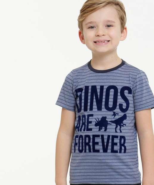 Image_Camiseta Infantil Manga Curta Listrada MR Tam 4 a 10