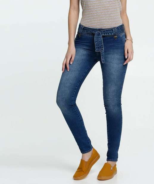 Image_Calça Feminina Jeans Clochard Skinny Marisa