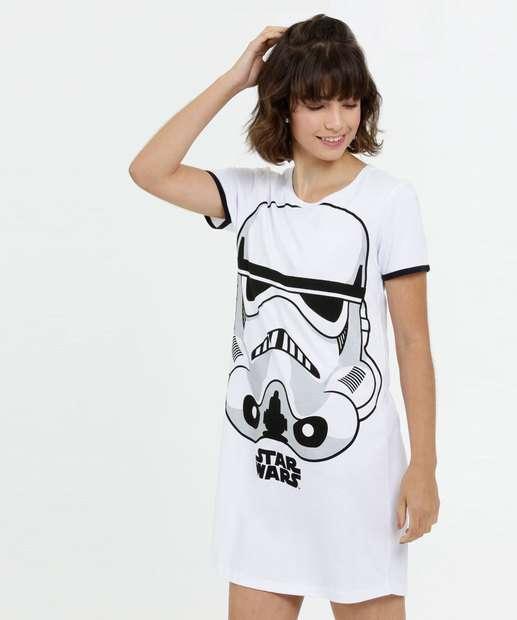 Image_Camisola Feminina Estampa Star Wars Disney