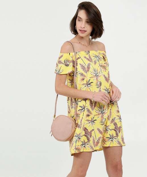 Image_Vestido Feminino Ombro a Ombro Tropical Marisa