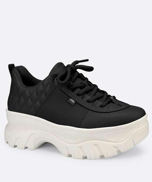 Image_Sandália Feminina Chunky Sneaker Matelassê Dakota
