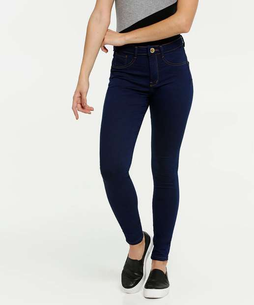 Image_Calça Skinny Feminina One Size Zune Jeans By Sabrina Sato
