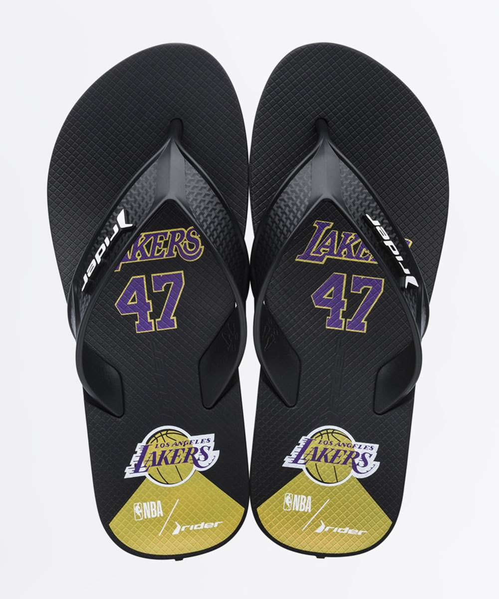 Chinelo Masculino Strike Lakers Rider
