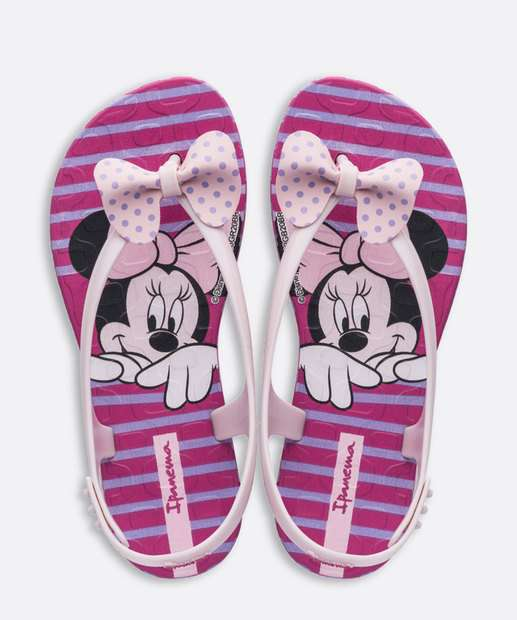 Image_Sandália Infantil Minnie Disney Joy Grendene Kids
