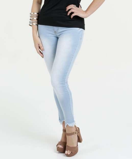 Image_Calça Feminina Jeans Cigarrete Biotipo