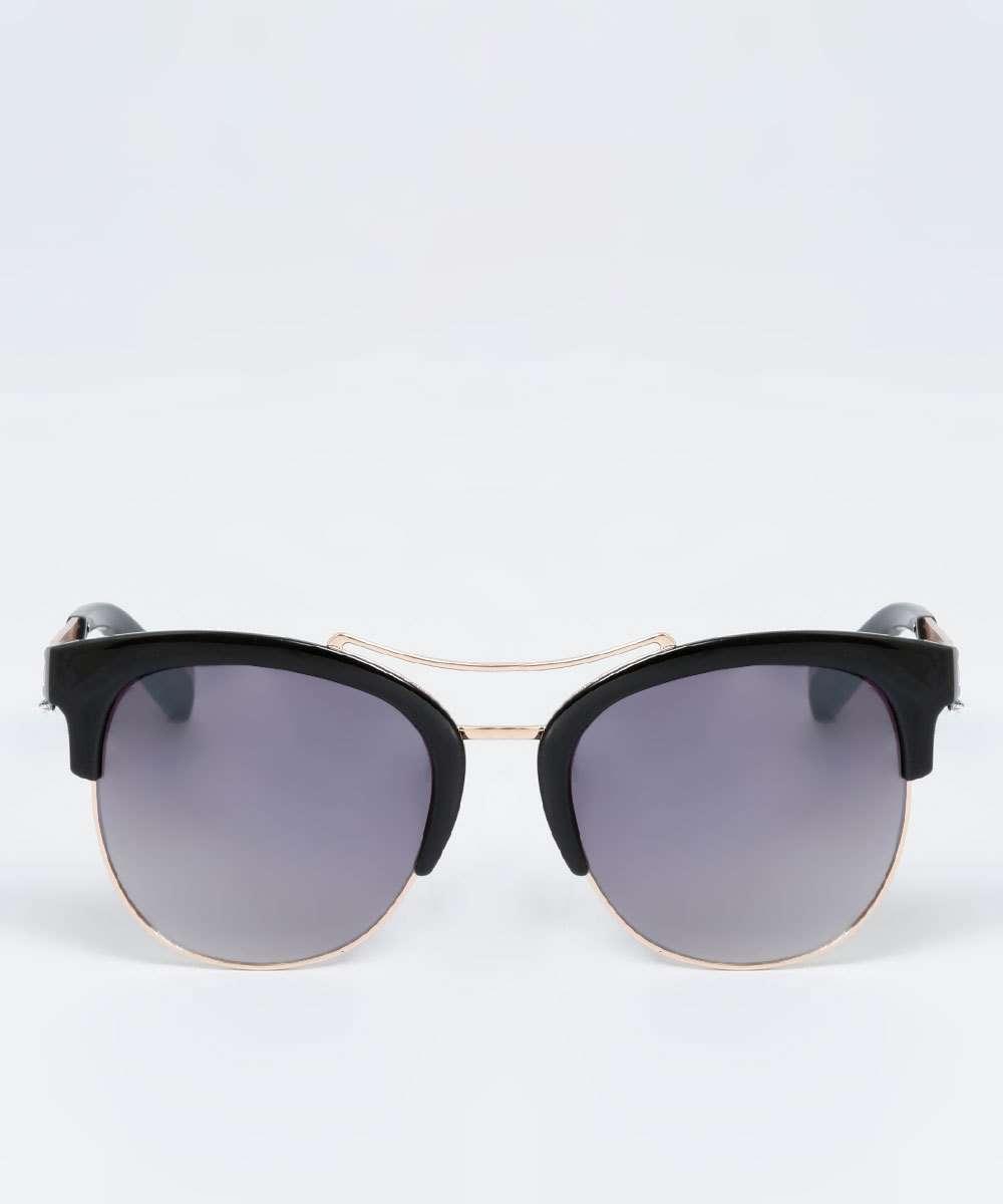 Óculos de Sol Feminino Vintage Redondo Marisa   Marisa 95c37f87db