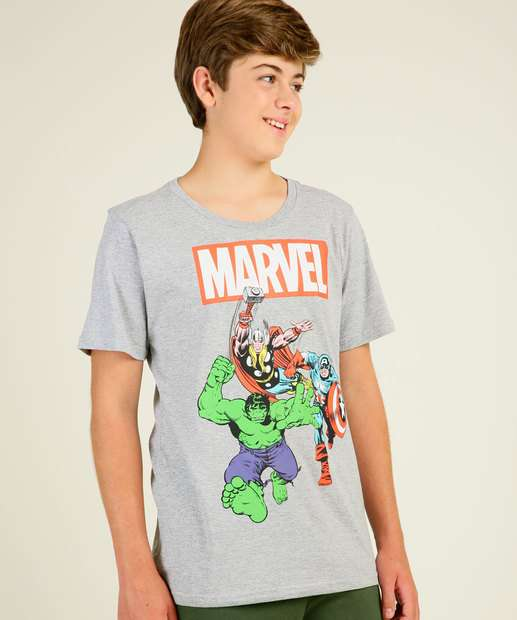 Image_Camiseta Juvenil Vingadores Marvel Tam 10 a 16