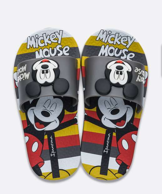 Image_ Chinelo Ipanema Infantil Slide Mickey Mouse