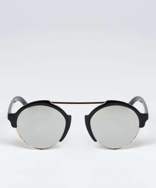 Image_Óculos de Sol Feminino Vintage Espelhado Marisa